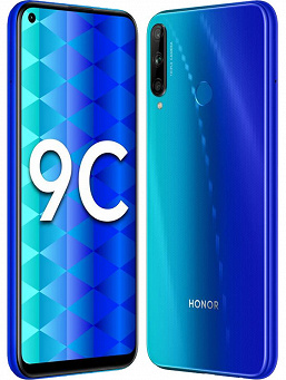 Смартфон Honor 9C: бюджетное решение без сервисов Google