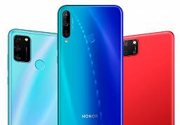Три новых недорогих смартфона Honor от 6990 до 12990 рублей: что интересного в моделях Honor 9A, Honor 9C и Honor 9S