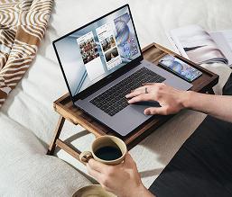 Каким должен быть ноутбук для работы: 7 важных для продуктивности фишек Honor MagicBook X