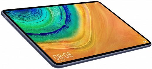 10,8-дюймовый планшет Huawei MatePad Pro: вдвое более дешевый конкурент iPad Pro