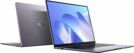 Ноутбук Huawei MateBook 14 (2021): необычный экран 3:2 с разрешением 2K, небольшие габариты, тихая работа, недешево