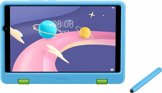 Huawei MatePad T 8 Kids Edition: детский планшет для экономных родителей