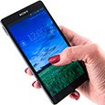 Смартфон Sony Xperia ZL
