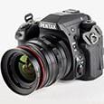 зеркальная фотокамера pentax k-3 формата aps-c объектив pentax-da