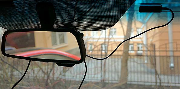 Автомобильный видеорегистратор Cammsys BlackSys CF-100
