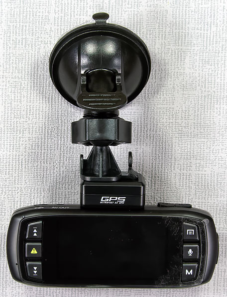 Автомобильный видеорегистратор DOD LS460W GPS