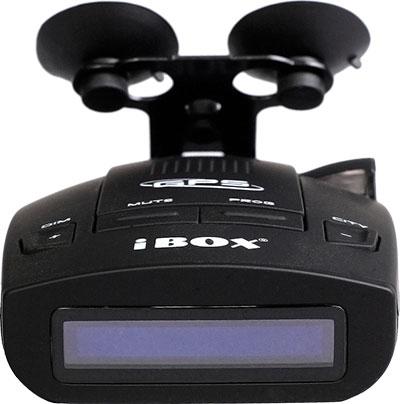 радар-детектор с GPS-информером iBox Pro 800 GPS