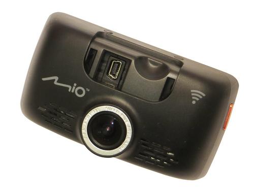 Запись автомобильного видеорегистратора mio mivue ночь