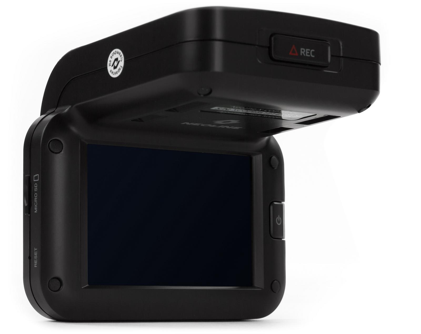 Смотреть Автомобильный видеорегистратор neoline видео