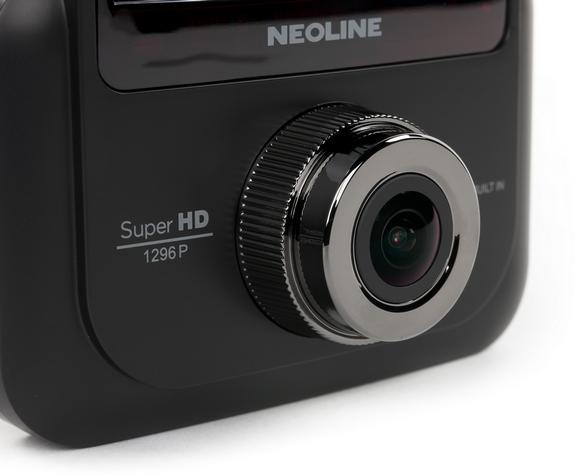 Видеорегистратор Neoline Wide S45 DUAL черный (S45)