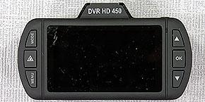 Автомобильный видеорегистратор ParkCity DVR HD 450