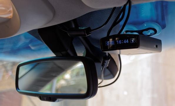 сигнатурный радар-детектор с GPS Playme Soft