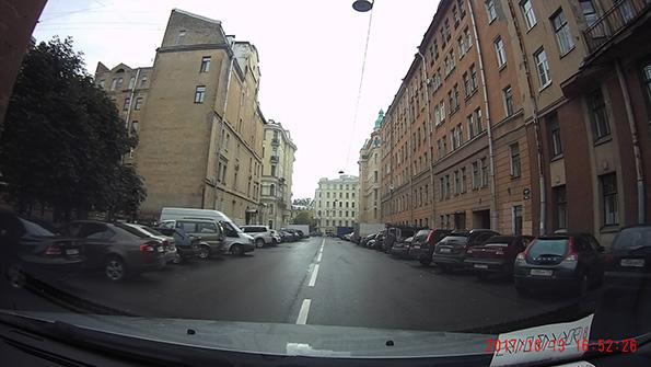 Автомобильный видеорегистратор с GPS Playme Uni