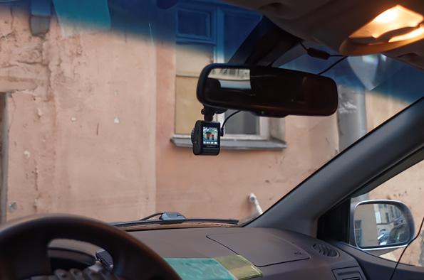 Автомобильный SuperHD видеорегистратор RayBerry D3