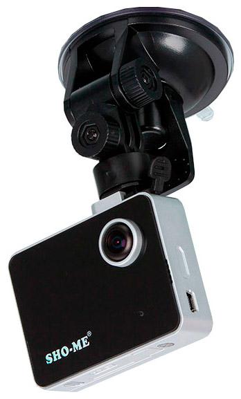 Видеорегистратор Sho-me HD-8000f инструкция