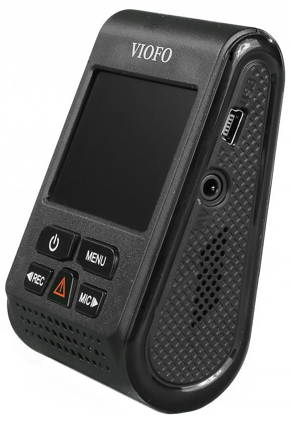Видеорегистратор с GPS-приемником Viofo A119