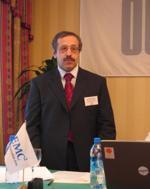 Леонид циклин директор risc unix storage
