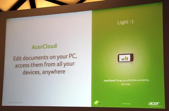 Моноблочные ПК Acer Aspire 7600U и 5600U
