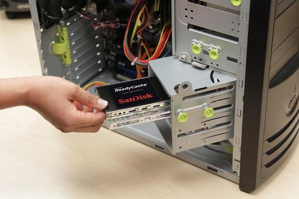 система Ready Cache SSD