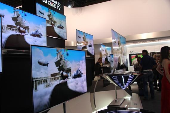 телевизор OLED от LG
