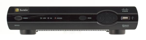 Cisco ISB-7031 передняя панель