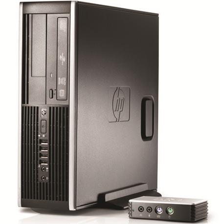 ...с предустановленной Microsoft MultiPoint Server 2010 и устройства доступа HP MultiSeat t100 Thin Client (их...