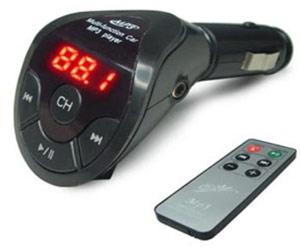 Основная информация о публикации Новые автомобильные FM-трансмиттеры...