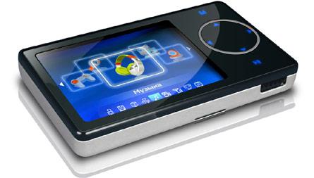 Мультимедийный MP3-плеер DIGMA DS2410 с недавнего времени получил поддержку технологии звуковых эффектов.