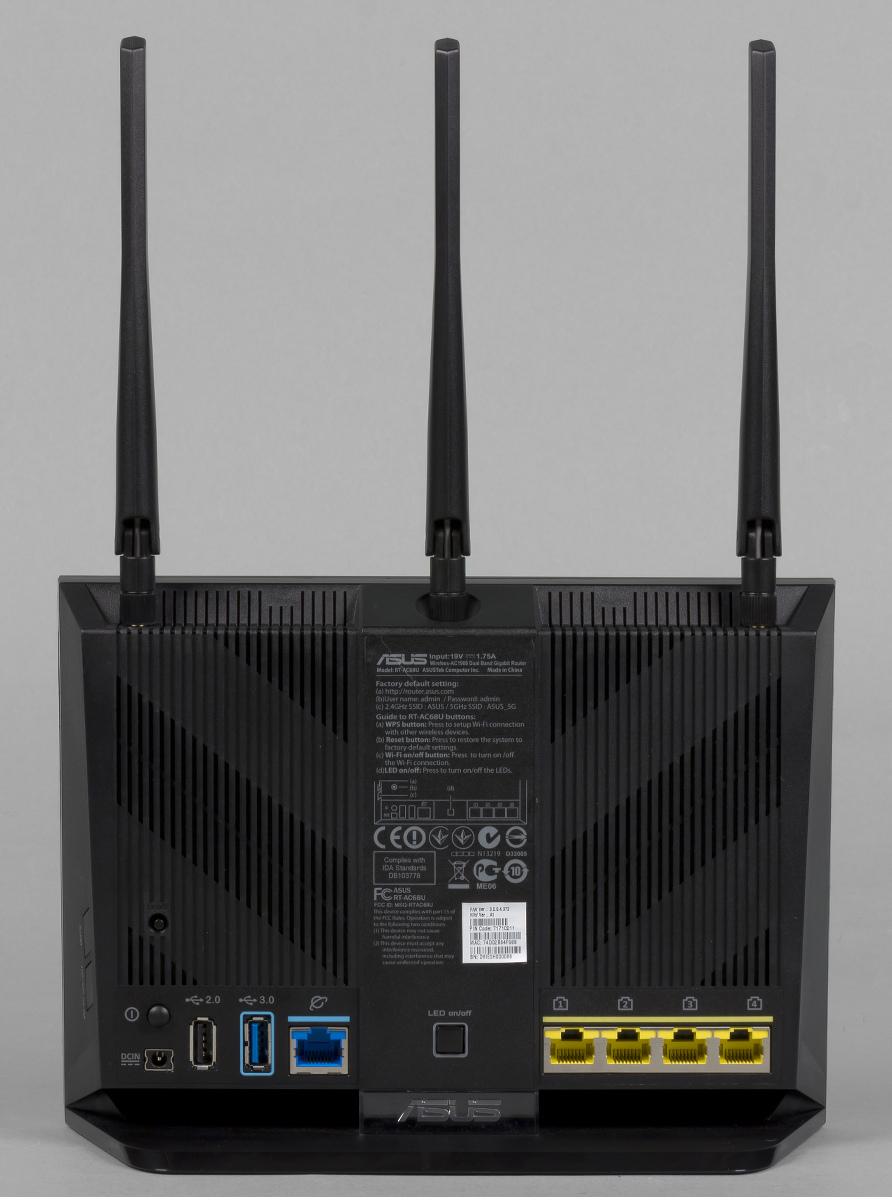 68 Rt Charger: Высокопроизводительный двухдиапазонный беспроводной роутер