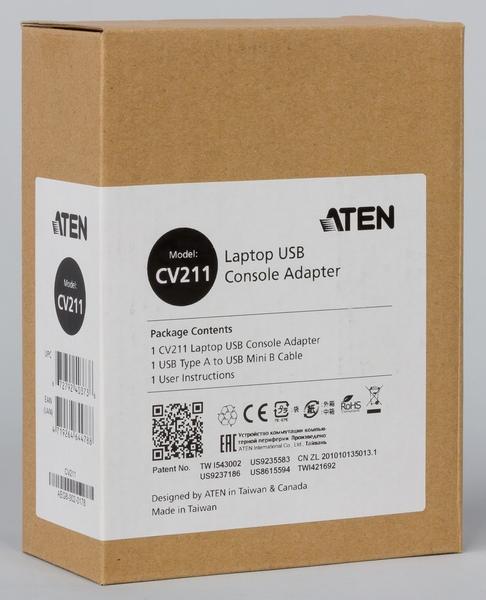 Адаптер Aten CV211