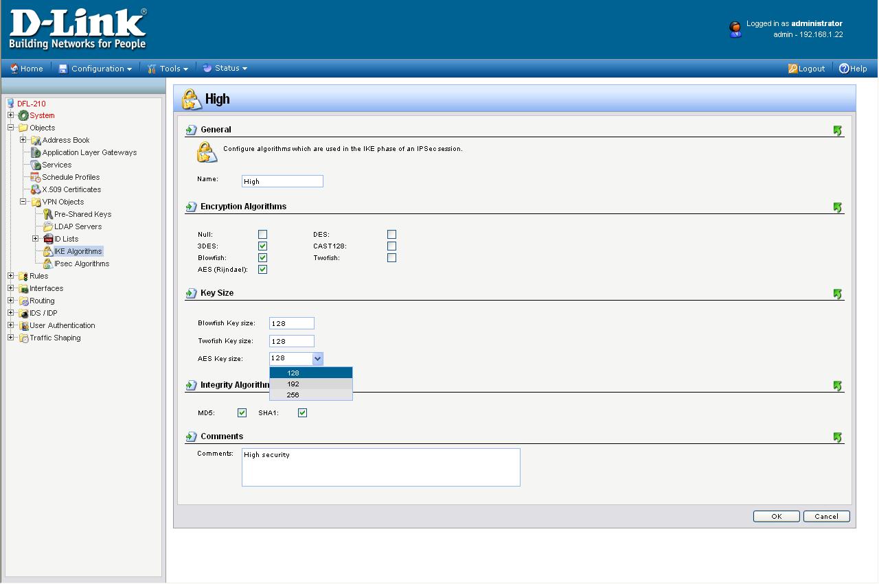 Создание vpn сервера на dfl-260e бесплатный хостинг в сша 5500 mb