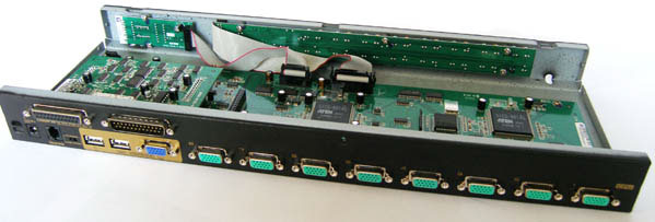 Переключатель ATEN KVM Switch  US224-AT