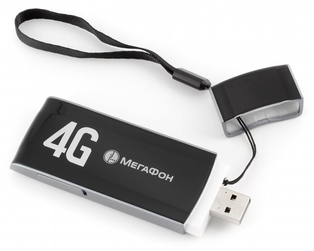 Модем мегафон 4g инструкция