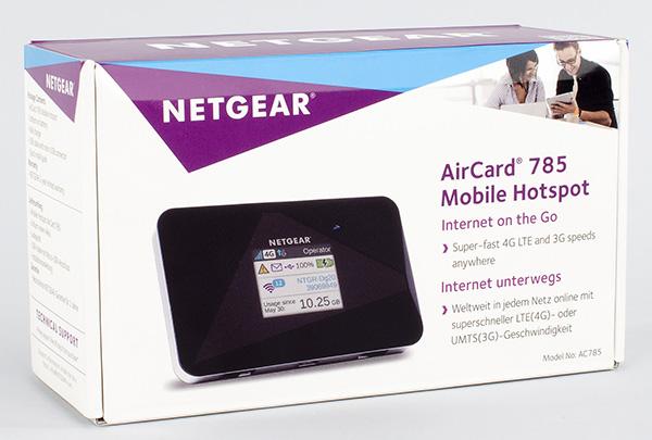 Беспроводной роутер Netgear AirCard 785 со встроенным 3G ...