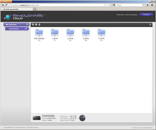 Настройка Netgear WNDR3800