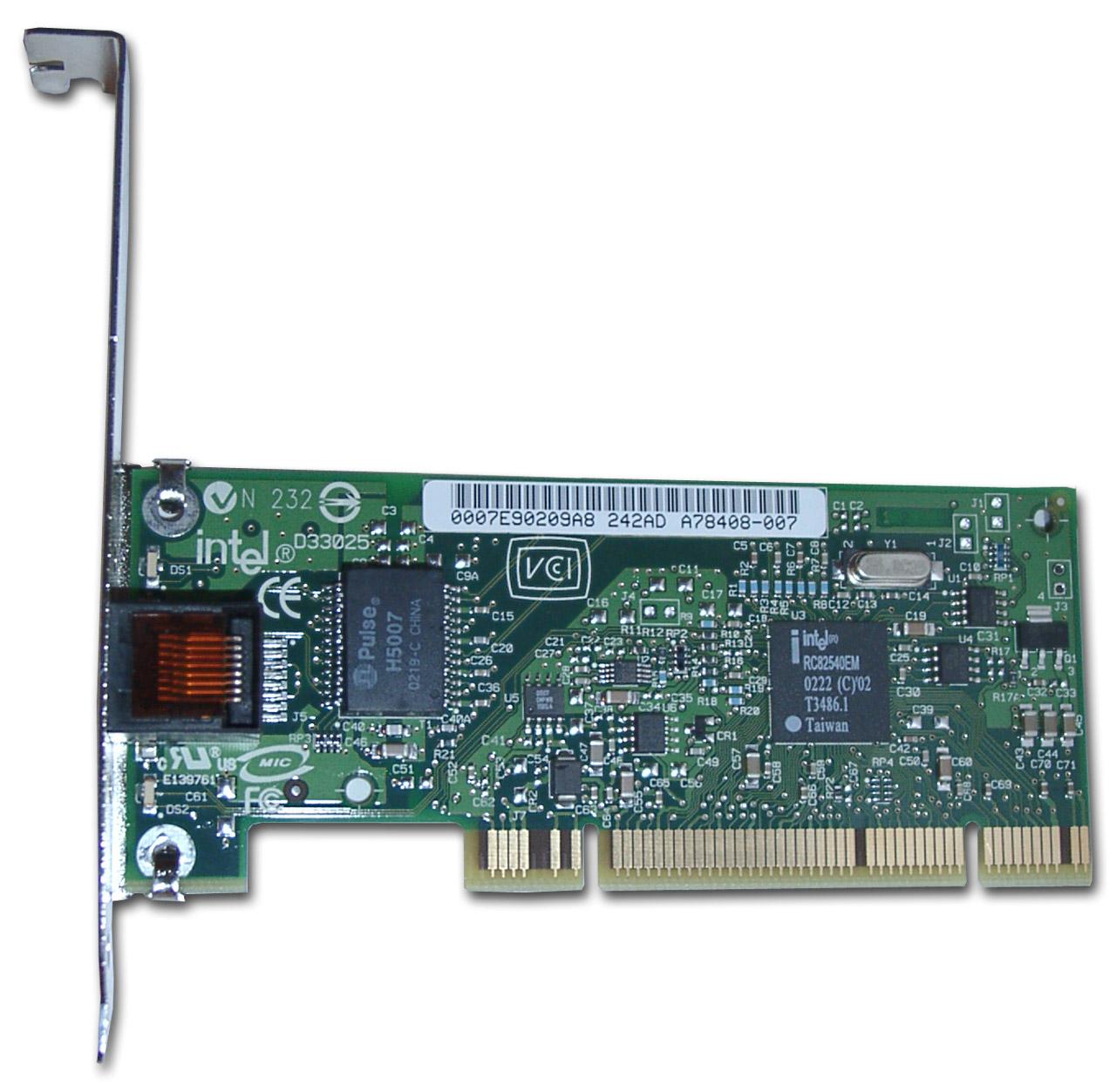 Intel Pro/1000 Mt Desktop Driver