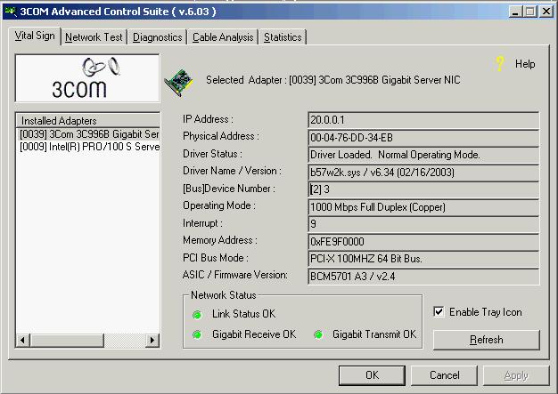 bcm5701 gigabit ethernet driver xp gratuit