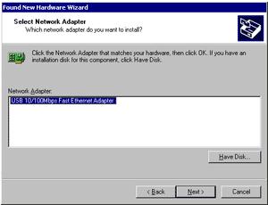 Инсталляция устройства прошла без проблем - после подключения Windows