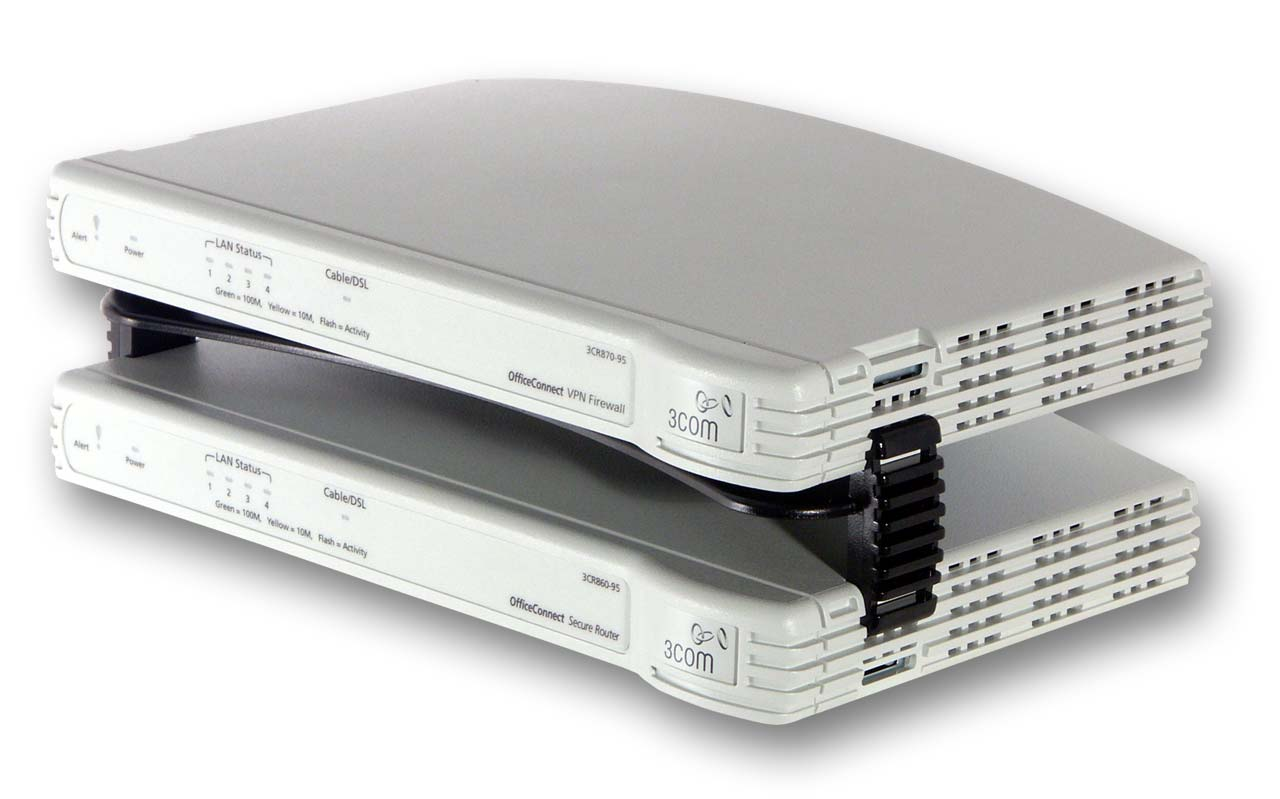 ... OfficeConnect VPN Firewall - Screening Router and Firewall from 3Com