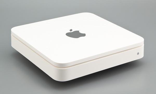 Внешний вид Apple Time Capsule