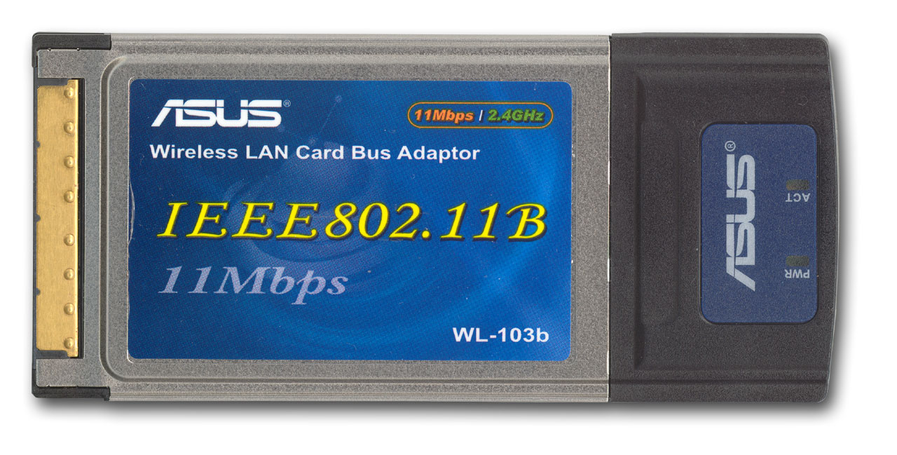 Asus WL-103b Drivers for Windows