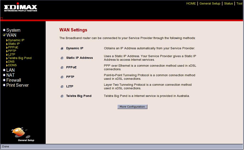 Edimax BR-6541K Windows Vista 32-BIT