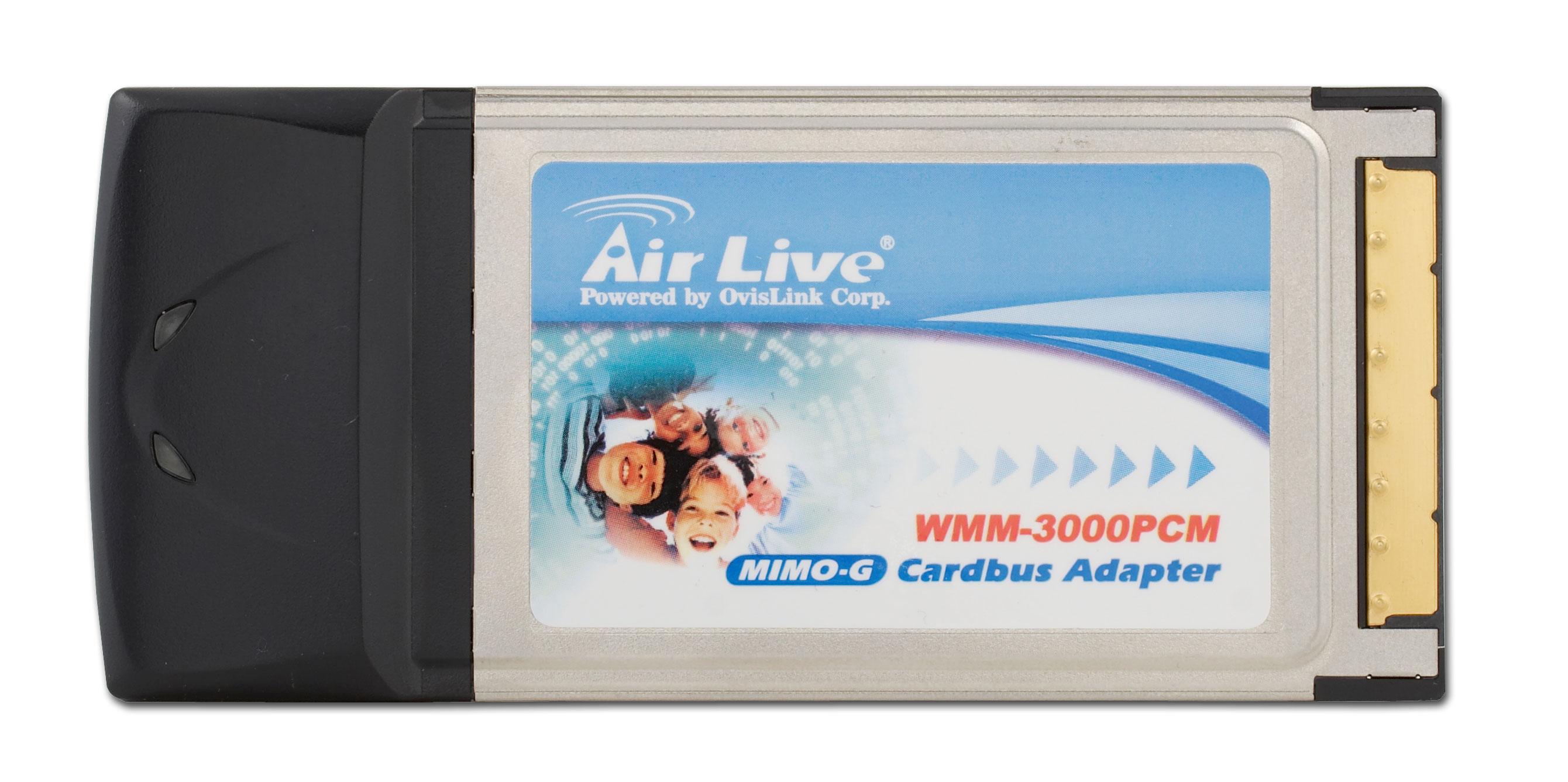 AIRLIVE WMM-3000PCM DRIVER WINDOWS 7 (2019)