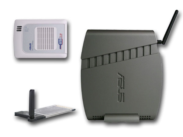 Asus WL-100g Deluxe Drivers for Windows