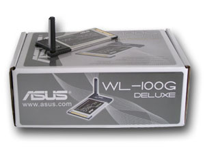 ASUS WL-100G DELUXE DRIVERS