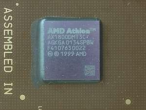 AMD ATHLON XP1800 DRIVERS