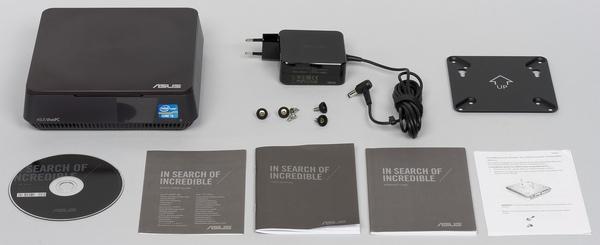 Комплект поставки Asus VivoPC VM60