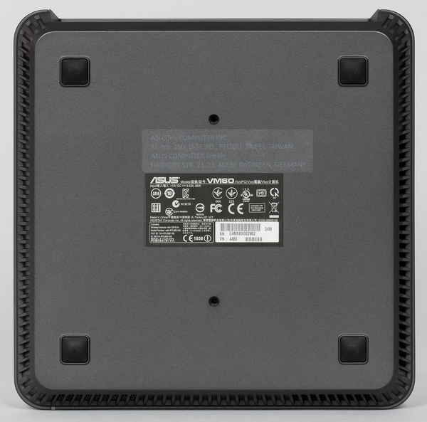 Внешний вид Asus VivoPC VM60
