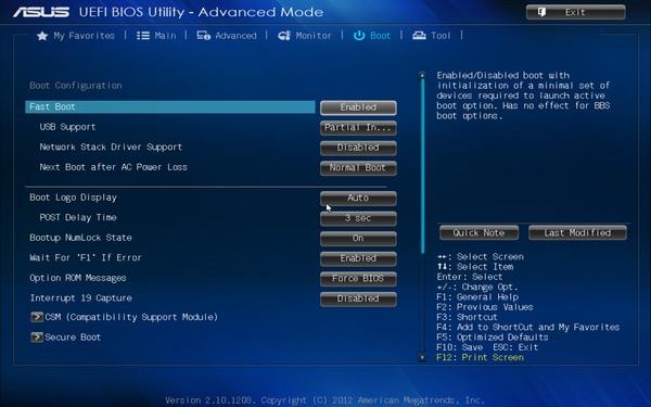 BIOS Asus VivoPC VM60