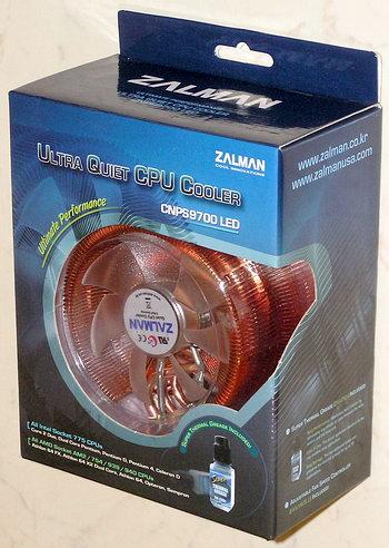 Кулер zalman cnps2x, socket775/1155/1156/1150/1151/am2/am2+/am3/fm1/fm2, 1500-2600rpm, 174-227db, 4-pin pwm